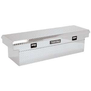 Tradesman TALF2072D 72 Bright Aluminum Cross Bed Tool Box