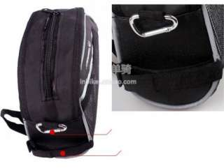 2011 Cycling Bicycle Bike Trame Pannier Front Tube Bag