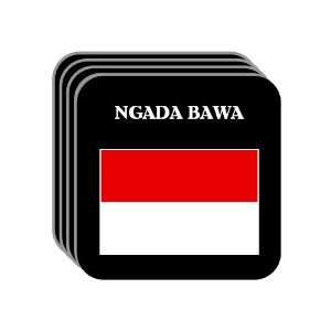 Indonesia   NGADA BAWA Set of 4 Mini Mousepad Coasters