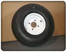 Trailer Spare Tire 5.70x8   8 ply High Speed Highway