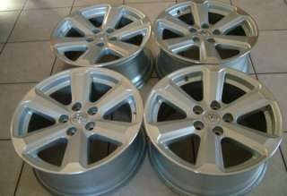 2008   2012 Toyota Highlander 17 Wheels Rims