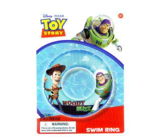 Toy Story Inflatable Swim Ring Tube Toy Pool Float 3+