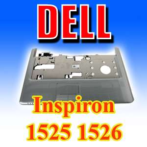 OEM DELL Inspiron 1525 1526 Palmrest Mouse Touchpad GP386 X626G GP386