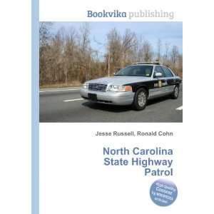 North Carolina State Highway Patrol Ronald Cohn Jesse