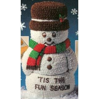 Snowman Kitchen Chair Covers
