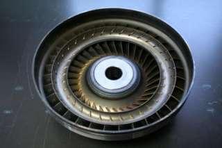 Performance Transmission w Billet Triple Disc Torque Converter 98 02