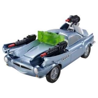 Disney Pixar Cars 2 Secret Spy Attack Finn McMissile
