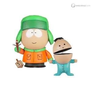 Mezco Toyz South Park Series 2 Kyle (smiling face) Toys