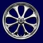 Chrome Custom Wheels Harley Bagger/Road Glide/King 2000 2008 NEW