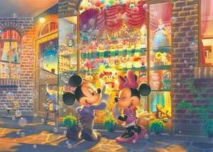 Tenyo Japan Jigsaw Puzzle D 108 703 Disney Mickey Mouse (108 Pieces