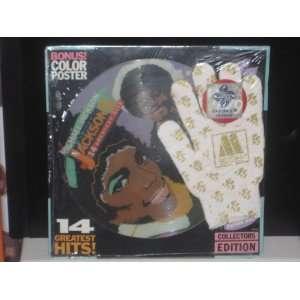 Michael Jackson   Jackson 5   14 Greatest Hits Picture Disc   Vinly LP
