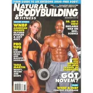 Natural Bodybuilding & Fitness Magazine November 2011