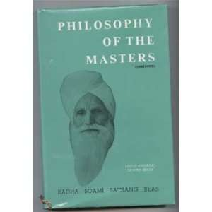 Philosophy of the masters,: Huzar Maharaj Sawan Singh: Books