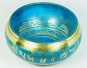 Collectibles Tibetan Buddhist Singing Bowl
