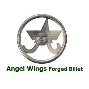 A Angel Wings Billet Steering Wheel Automotive