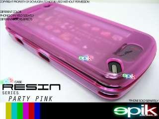 PINK Soft Crystal Gel Hard Case Skin Cover Nokia N97