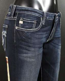 NWT Womens BIG STAR Jeans LOW RISE Boot Cut STEAL REMY FLARE Long w