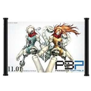 Shin Megami Tensei Persona 3 Game Fabric Wall Scroll Poster (23x16