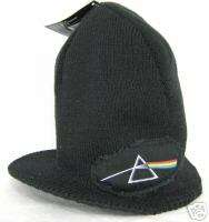 New PINK FLOYD Dark Side Moon Knit Beanie Cap Skate Hat