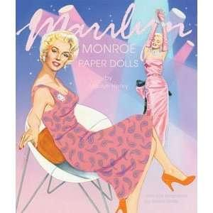 Marilyn Monroe Paper Dolls Toys & Games