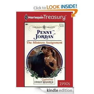The Mistress Assignment (Harlequin Presents): Penny Jordan: