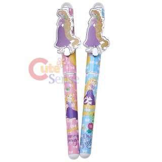 Disney Princess Tangled Rapunzel Ball Point Pen Set 2pc