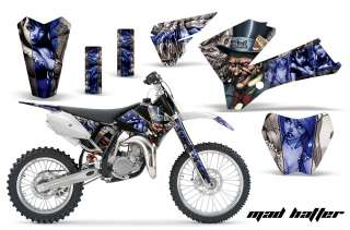AMR GRAPHIC DECAL KIT KTM 85 SX85/105 06,07,08,09,10 MU