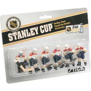 Stiga Florida Panthers Table Rod Hockey Players  Sports