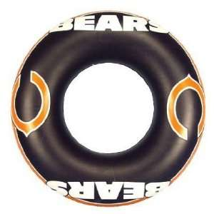 Chicago Bears Inner Pool Float Tube Swim Ring 36 Inner Tube