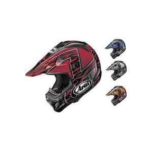 Arai VX Pro 3 Milsap Replica Helmets Medium Milsap Silver Automotive