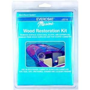 Price/Each)FiberglassEvercoat WOOD RESTORATION KIT 105316 (Image for