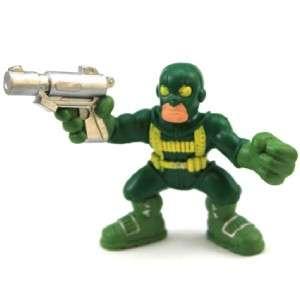 16 Marvel Super Hero Squad X Men Spider Man Iron Man Figure D1