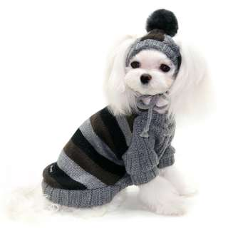 SWEATER BASIC SMALL dog clothes pet shirt PUPPYZZANG
