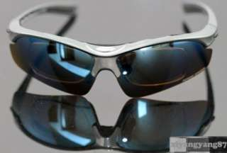 2012 New Cycling bicycle Bike Sports Sun Glasses With 5 lens TSR818