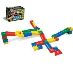 Block N Roll 40 Piece Set   007: Toys & Games
