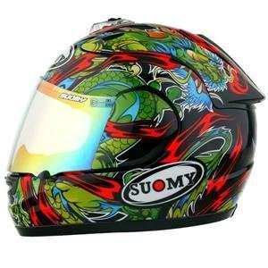 Suomy Spec 1R Extreme Dragon Helmet   X Large/Dragon