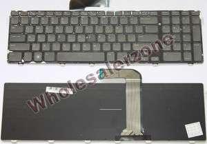 Refurb  Geniune Original DELL 454RX INSPIRON 17R / N7110 KEYBOARD