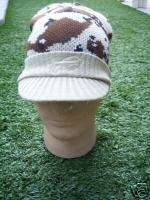 Buffalo Bills Beanie Knit Visor Hat Skull Cap NFL