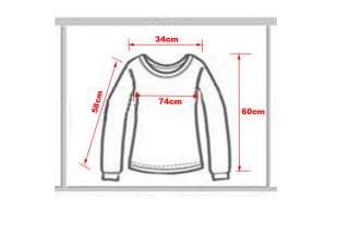 New Korea Womens Long Sleeve Cotton tops dress Hoodie coat