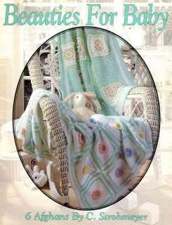 Baby Afghan Crochet Patterns Butterflies, White Lace++