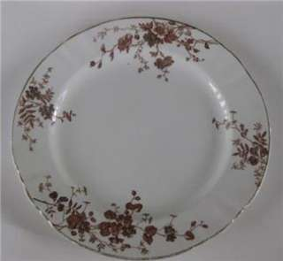 Antique Royal DOULTON Burslem Sorrento Plates Rare