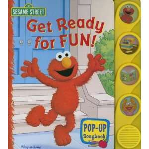 Get Ready for Fun (Sesame Street Music Works