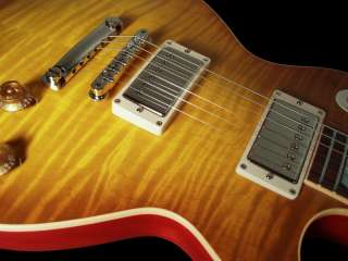 2012 GIBSON LES PAUL 1959 CUSTOM SHOP 59 HISTORIC GLOSS