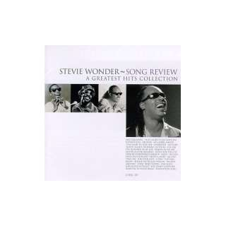 Stevie Wonder   Song Review A Greatest Hits Collection Stevie Wonder