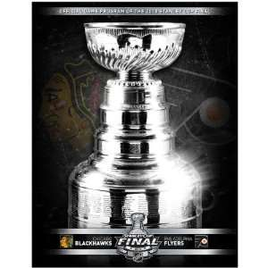 Nhl 2010 Stanley Cup Finals Event Program Sports