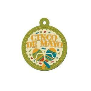 Collection   Embossed Tags   Cinco de Mayo Arts, Crafts & Sewing
