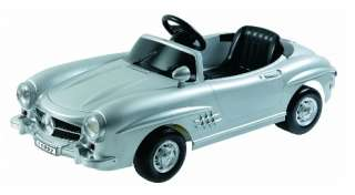 MERCEDES BENZ 300SL W 198 (6V) RIDE ON BATTERY OPERATED CAR DX 50438