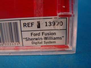 SCX 1/32 Slot Car Digital Ford Fusion Sherwin Williams NASCAR Racing