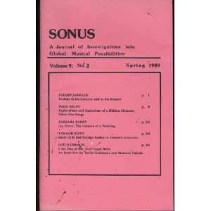 Jarnach, Pozzi Escot, Barbara Barry, Takashi Koto, Lou Harrison: Books