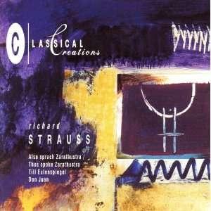 Richard Strauss Thus Spoke Zarathustra/Till Eulenspiegel